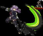 Owari no Serap :Shinoa render