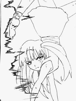 Mor-san  fan art