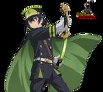 Owari no Seraph:Yuichiro  render