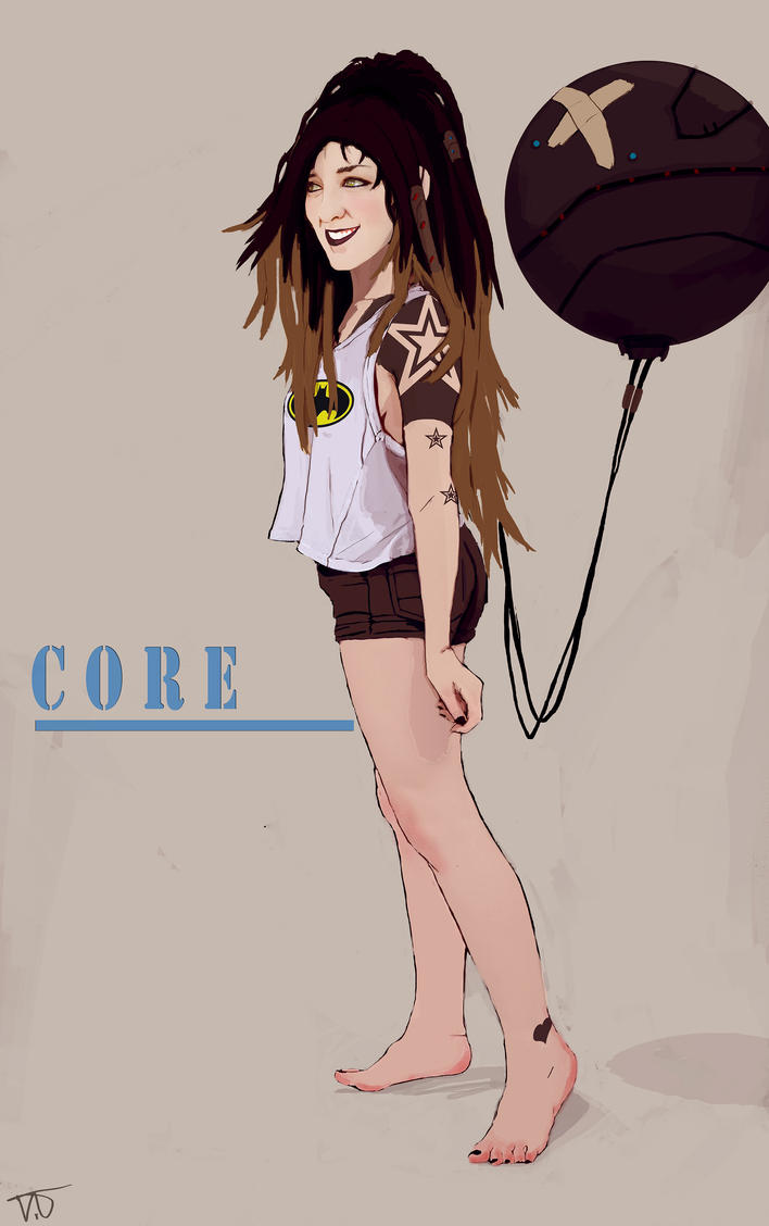 Core by THE-SEXY-BEAST