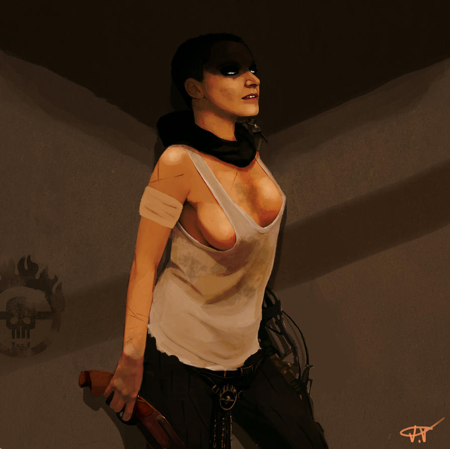 Furiosa by THE-SEXY-BEAST