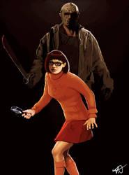 Velma by THE-SEXY-BEAST