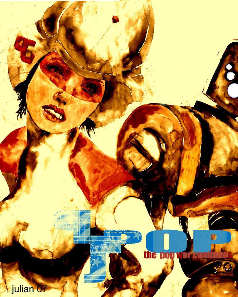 Pepper Jolie Popbot Fandango by THE-SEXY-BEAST