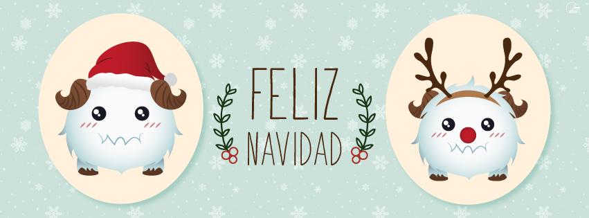 Banner de Navidad Poro Poro by chibineko4