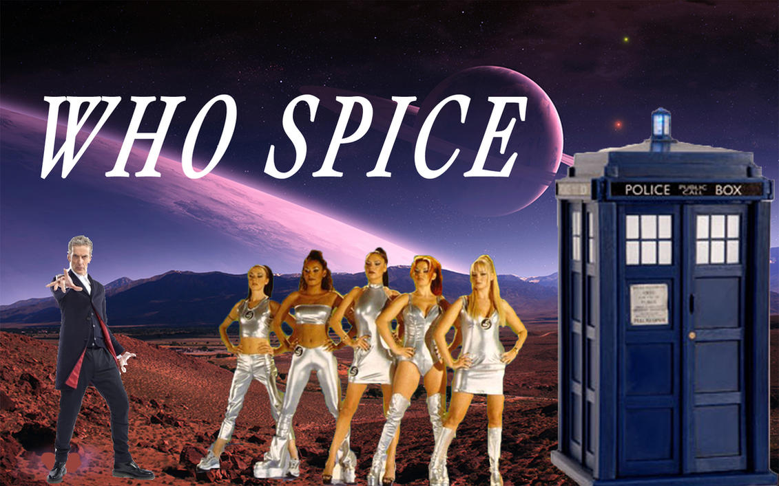Who Spice by FrogGod1