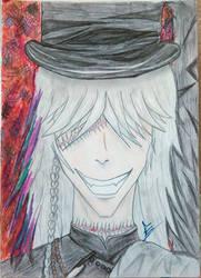 Adrian Crevan The Undertaker