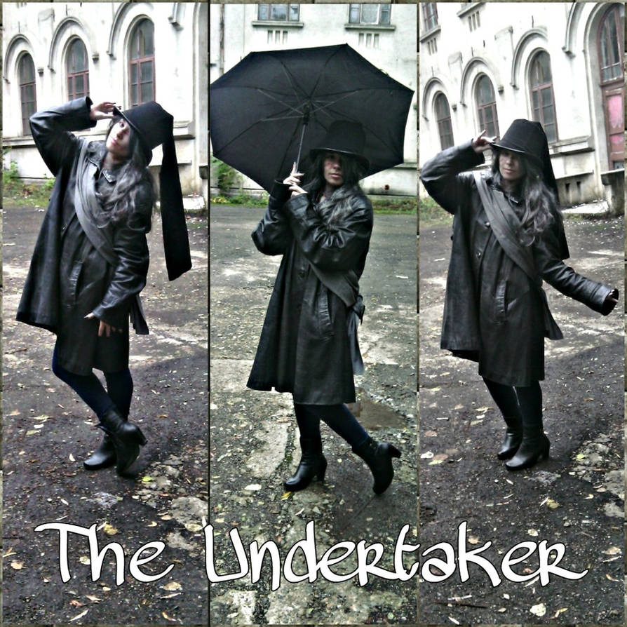 Cosplay Undertaker 1
