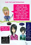 Ask Ciel And Sebastian by AlexisYoko