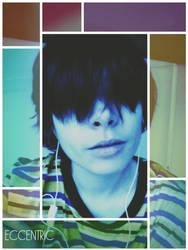 Eccentric (I'm Blue) by AlexisYoko