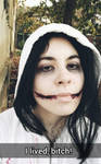 My Jeff The Killer Cosplay 5 by AlexisYoko