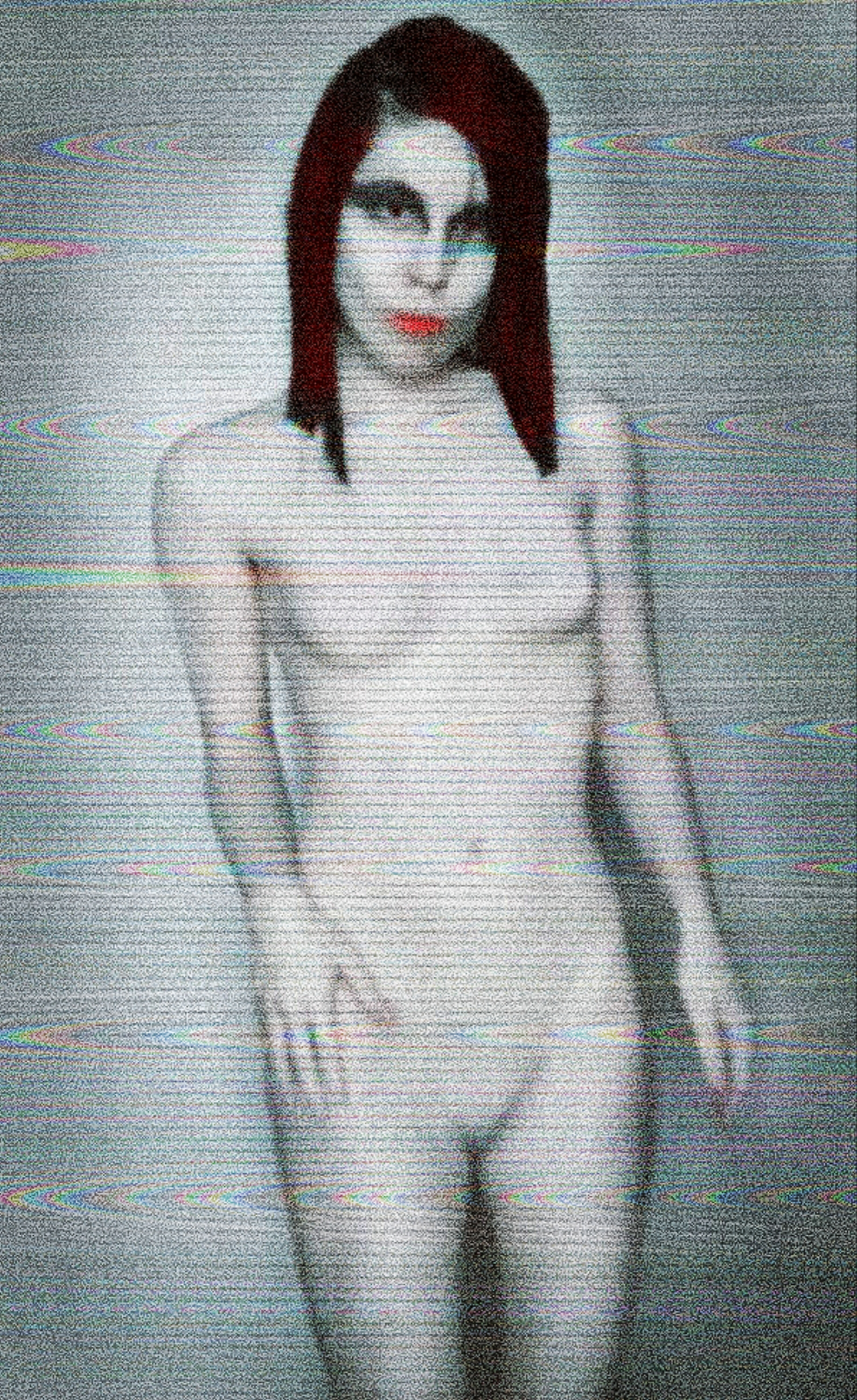 Marilyn Manson The Dope Show Cosplay 3
