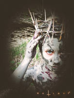 Outlast 2 Val Cosplay 20 (Mud Version) by AlexisYoko