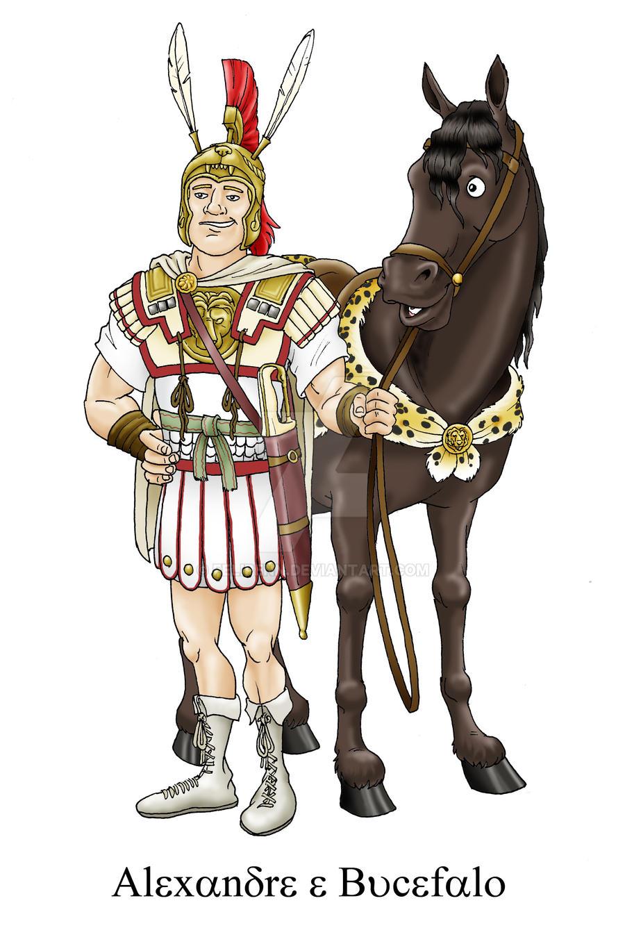 alexander the great by felipenn on deviantart