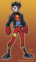 Superboy Reign of the Supermen