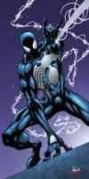 Spider-Man Black costume