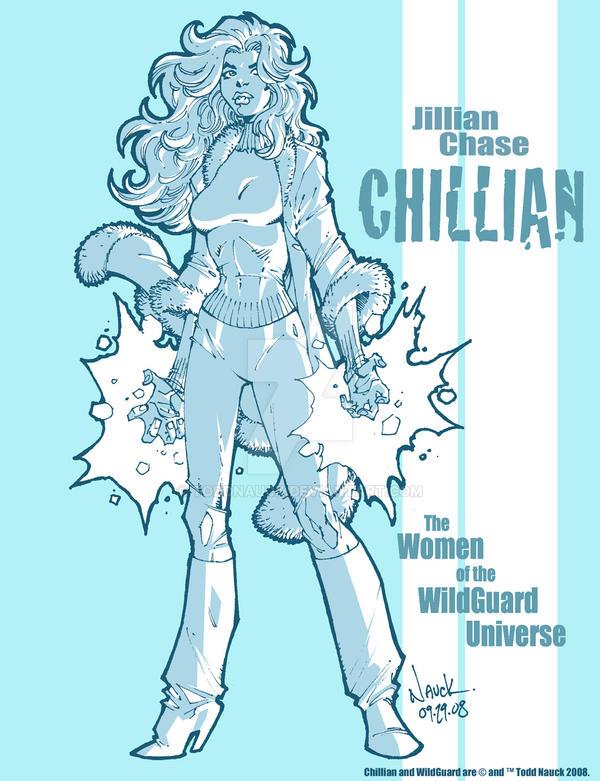 WoWGU: Chillian by ToddNauck