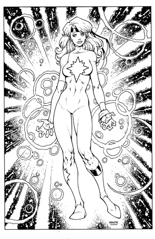 Dazzler 001 by ToddNauck