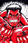 Red Hulk: Tampa Con commission