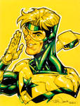 Booster Gold 05-2010