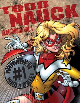 Nauck Sketchbook Vol.1 Cover