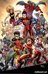 Young Justice Print 001