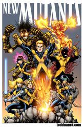 New Mutants 2011