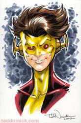 New52 Kid Flash