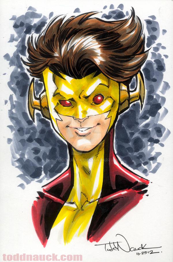 New 52 Kid Flash | www.imgkid.com - The Image Kid Has It!