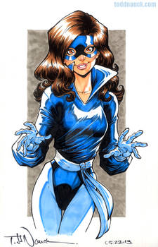 Kitty Pryde '85 colors