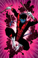 Nightcrawler 1 Preview 1 by ToddNauck