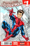 Amazing Spider-Man #1 sketch cover