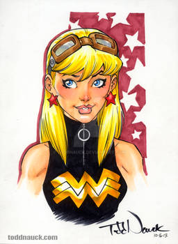 Wonder Girl, Young Justice