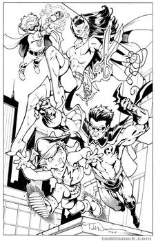 Young Justice: Sins Of Youth commission