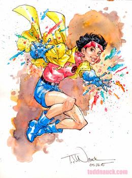 Jubilee watercolor