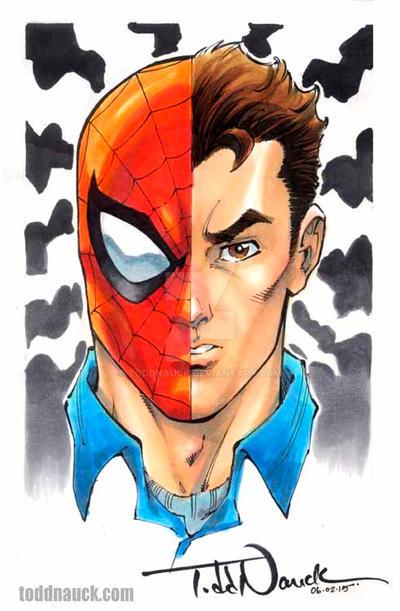 Spider-Sense by ToddNauck