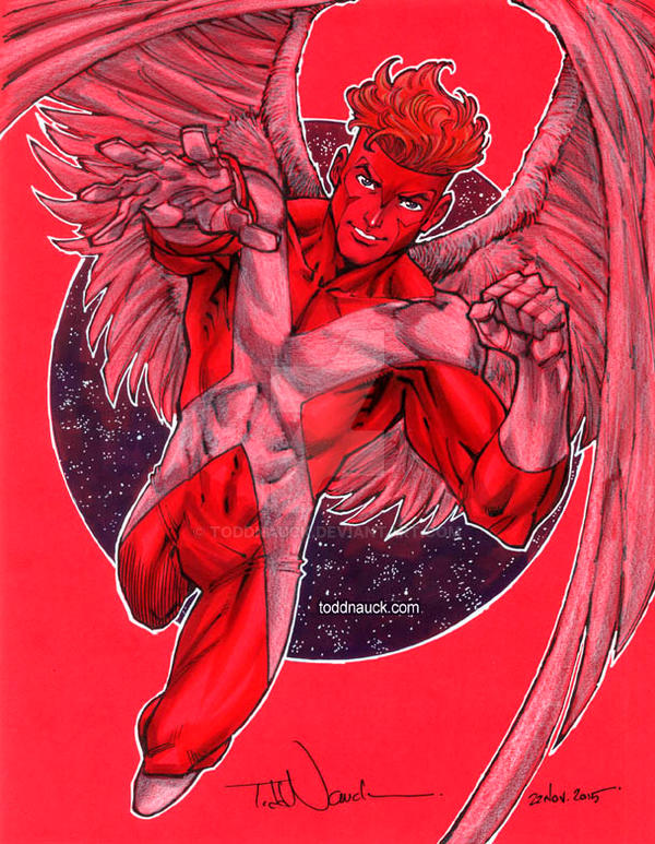 Angel by ToddNauck