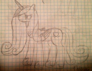 MLP First Drawing: Cadence