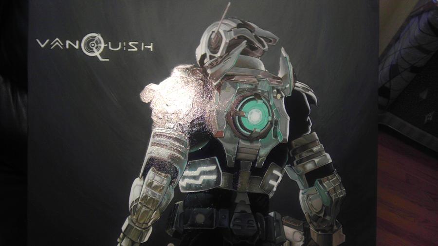 Vanquish Finish by MissSinisterCosplay