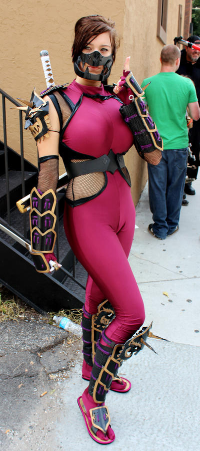 Taki DragonCon 2012 by MissSinisterCosplay