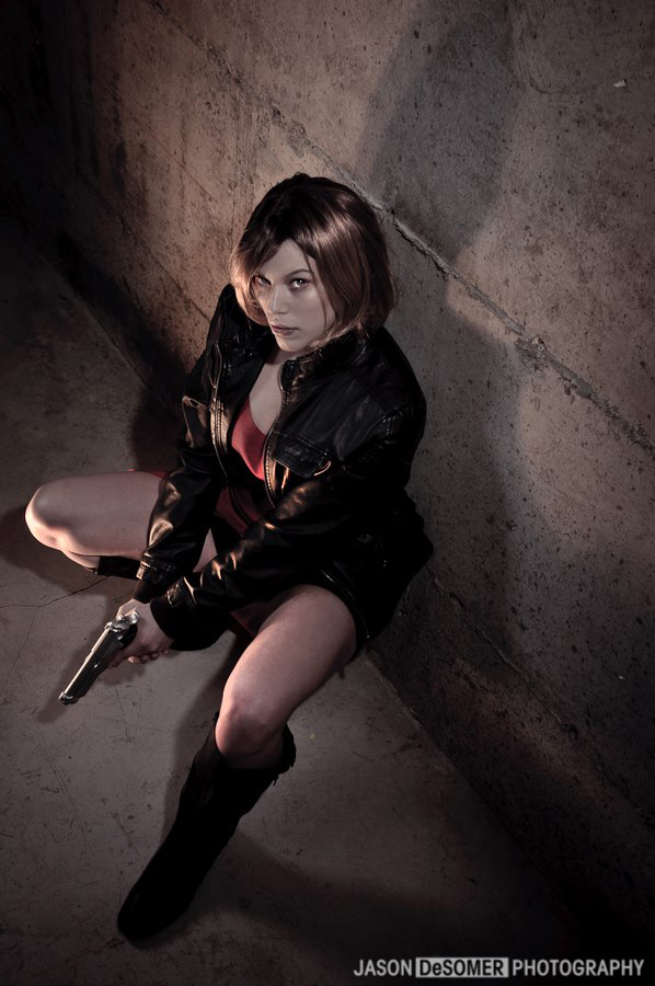 Alice - Resident Evil by MissSinisterCosplay