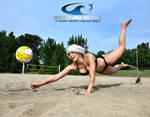 Christie  Xtreme Beach Volleyball