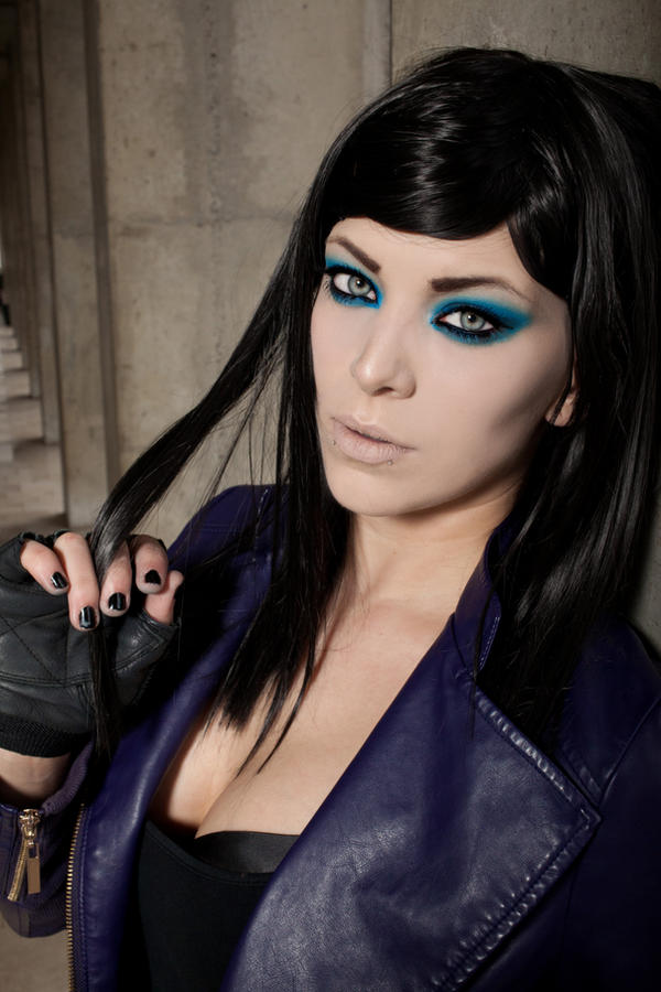 Cold Hearted Bitch by MissSinisterCosplay