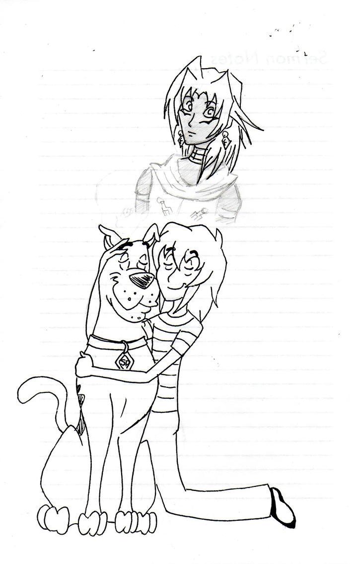 marik and bakura meet the robinsons