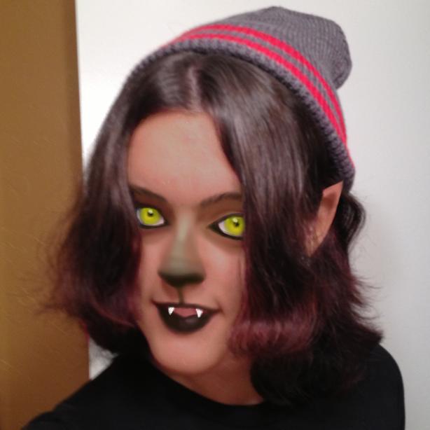 Werewolf Me by Dask01
