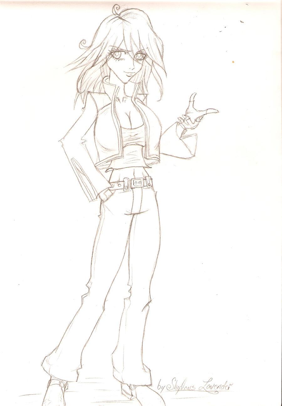 Female Rock Howard Wip By Shylavender On Deviantart Rock howard page 1 of 1 • 1. deviantart