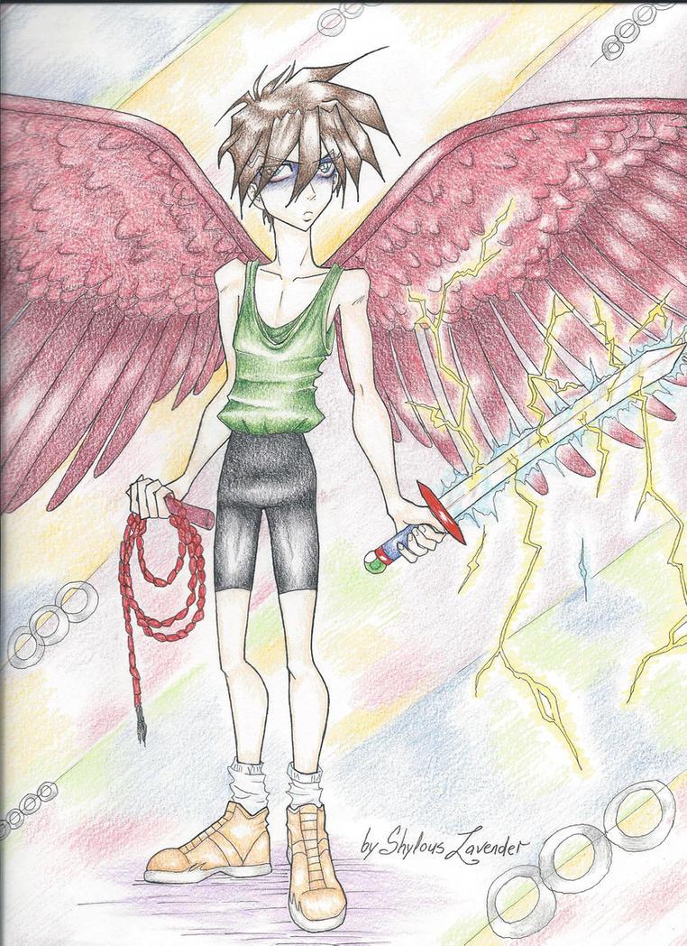 Birthday angel final by shylavender