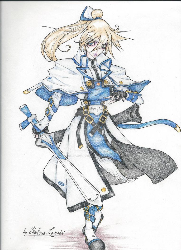 female Ky Kiske2 complete by shylavender