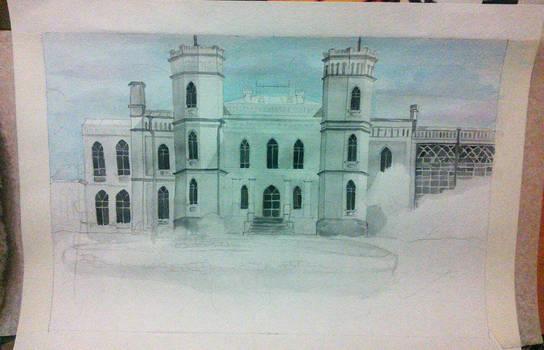 Kenig's castle Sharovka