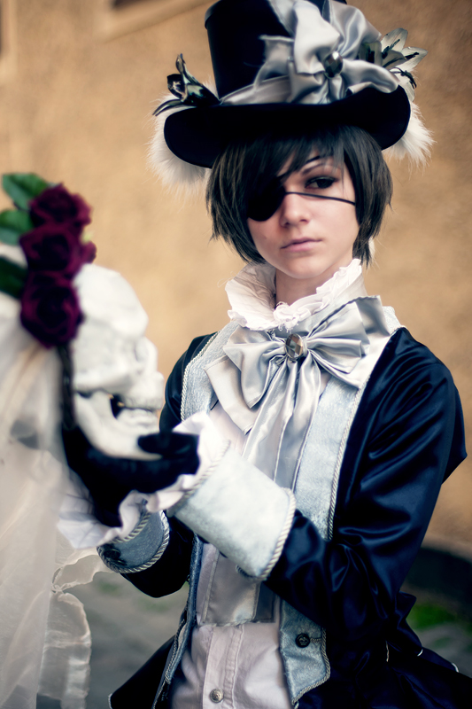 ciel phantomhive cosplay - photo #9