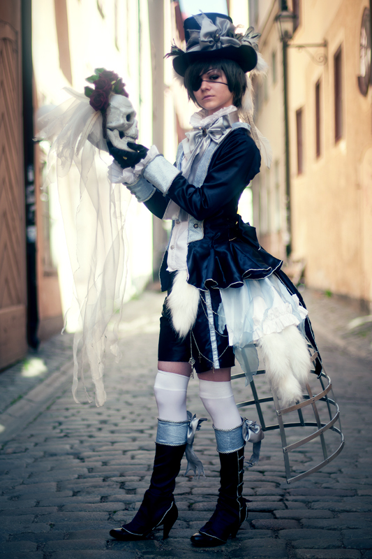 ciel phantomhive cosplay - photo #6